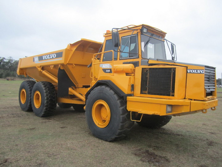 Volvo-A25C